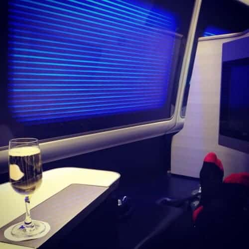 British Airways First Class to Miami