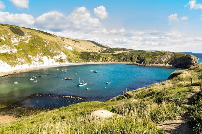 British Summer 2015 - Lulworth Cove