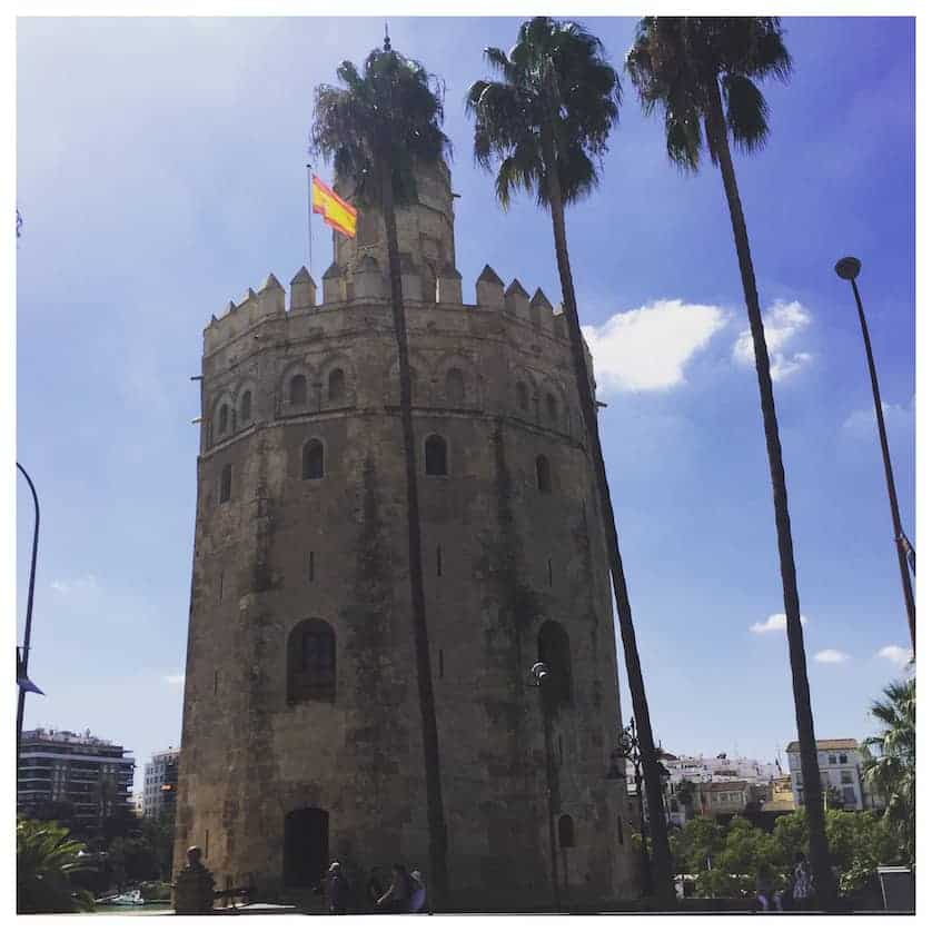 seville gold tower