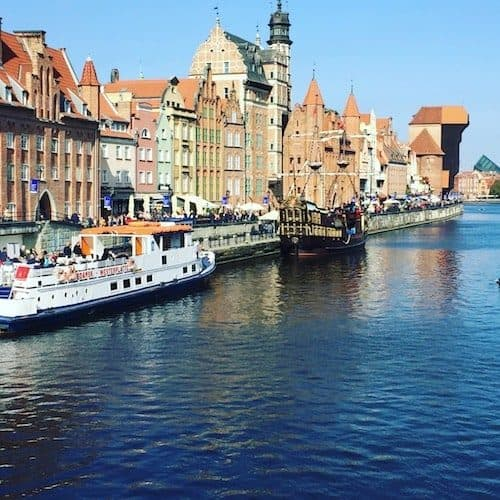 Gdansk City Break by WorldWideWill