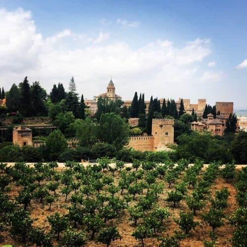 My Cultural Granada City Break