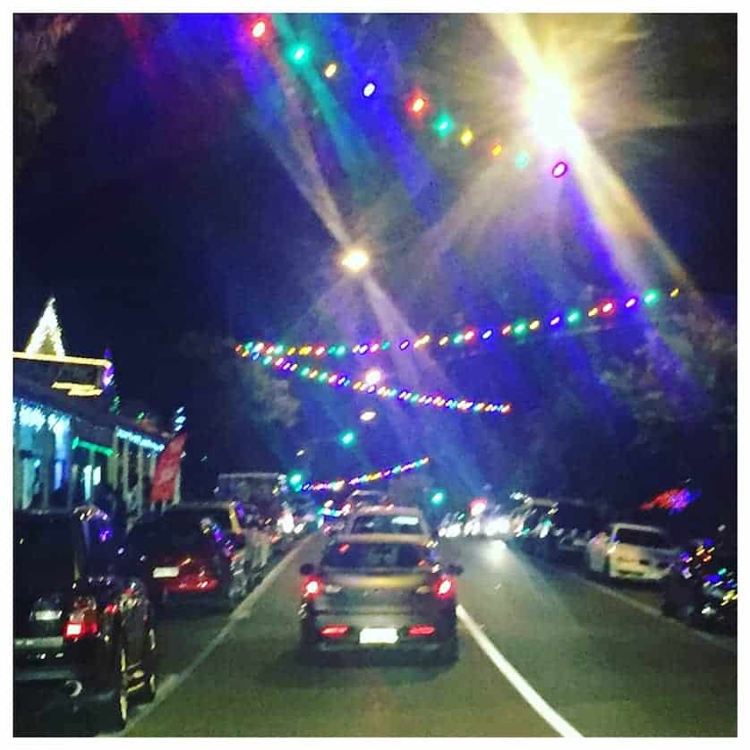 Lights of Lobethal by WorldWideWill