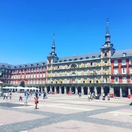 My Wonderful Madrid City Break