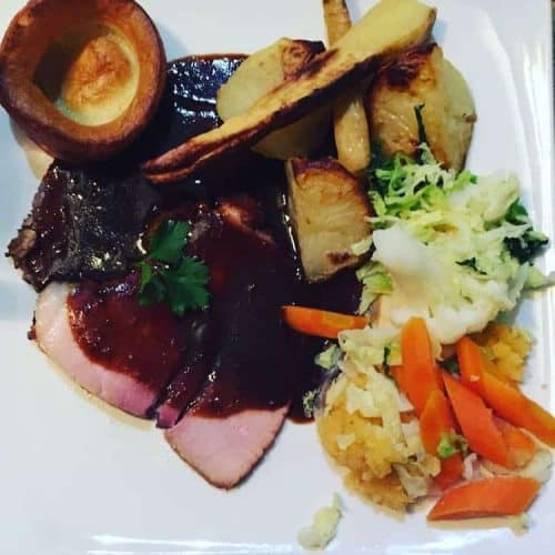 Best Sunday Roast in Cornwall