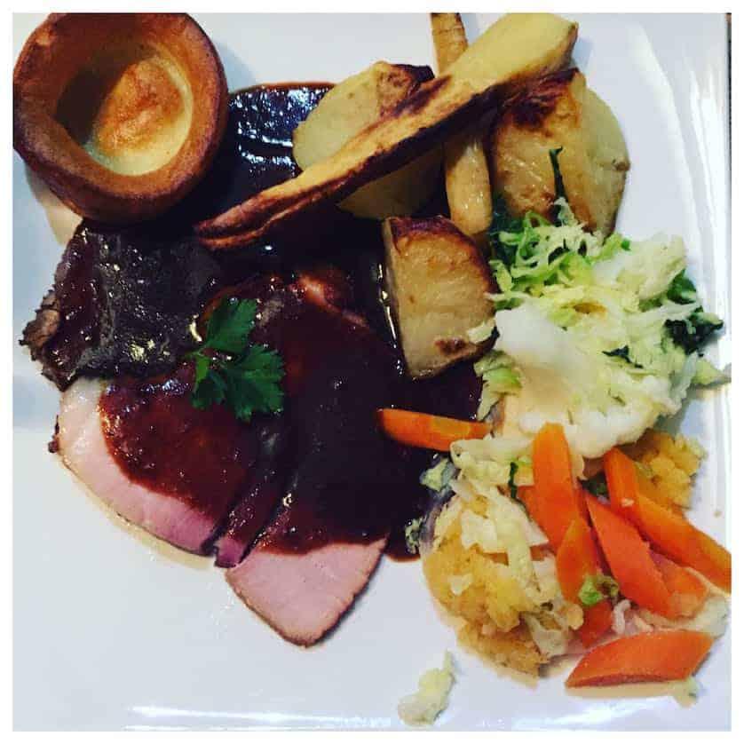 Cornwall Sunday Roast