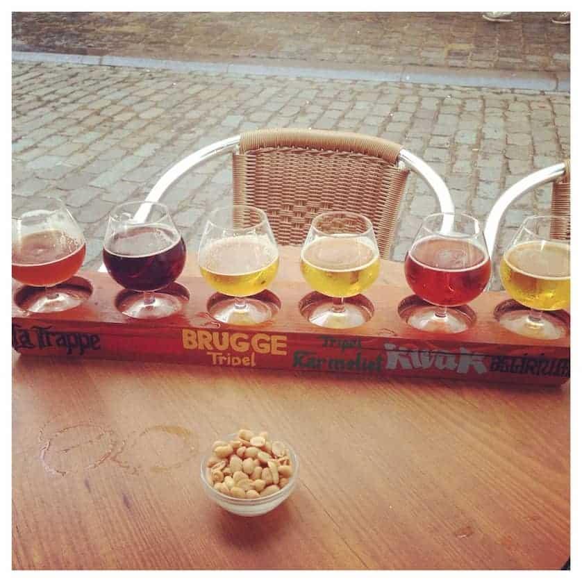 Beer Tasting, Brussels