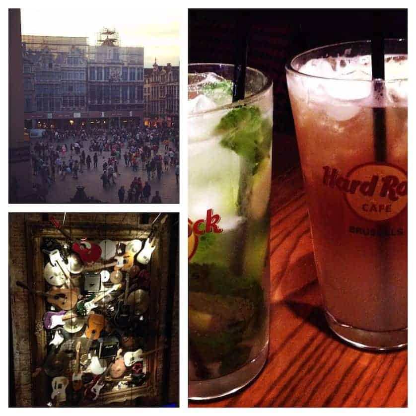 Hard Rock Cafe, Brussels