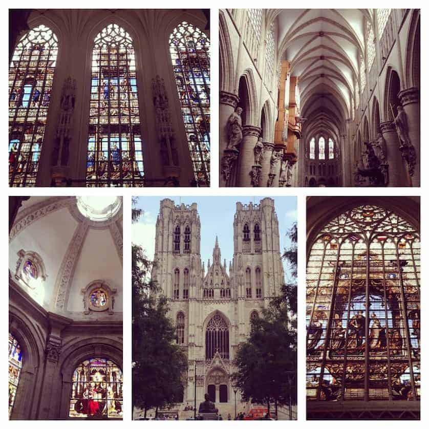 Saint Michael and Gudula Cathedral, Brussels