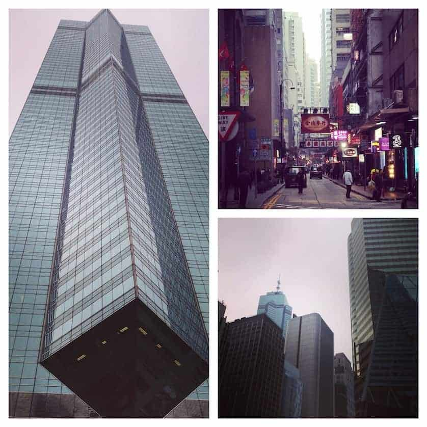 Hong Kong in a Day