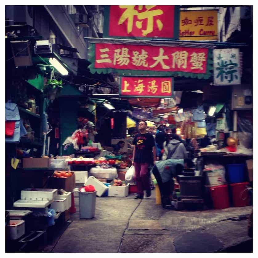 Markets - Hong Kong in a Day
