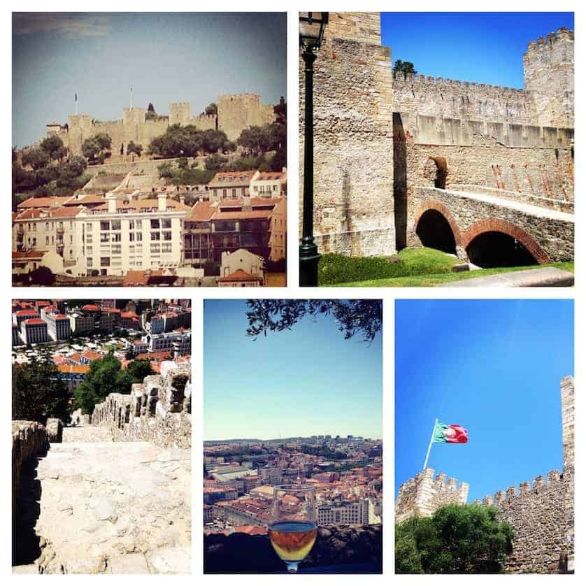 Castelo de São Jorge - Perfect Lisbon City Break