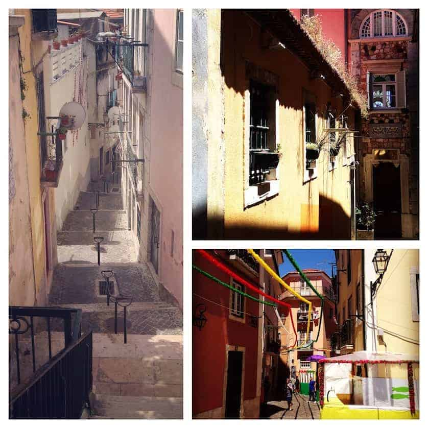 Alfama District - Perfect Lisbon City Break