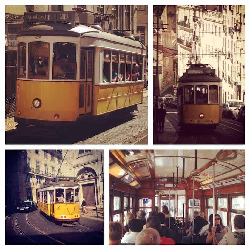 Tram 28 - Perfect Lisbon City Break