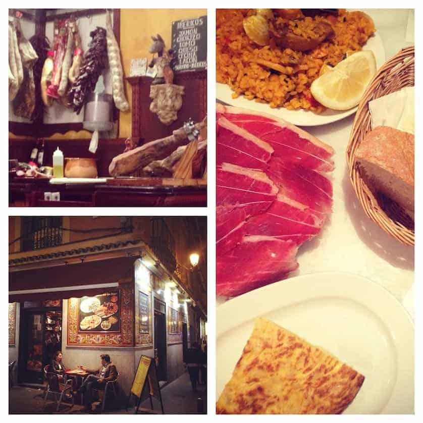 Tapas Dinner - Lux Madrid City Break