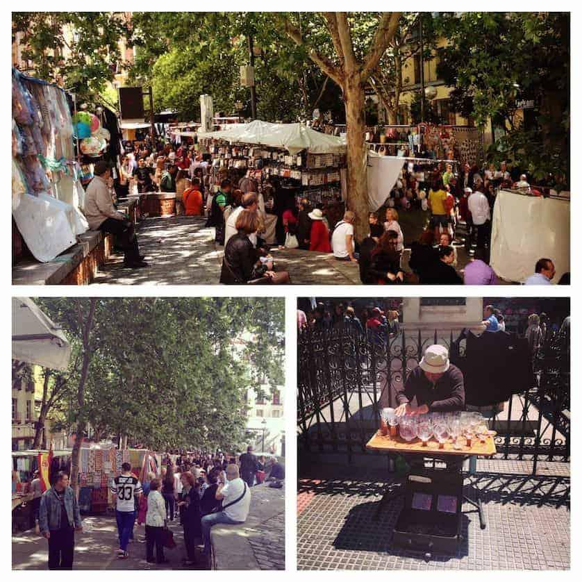 Rastos Market - Lux Madrid City Break