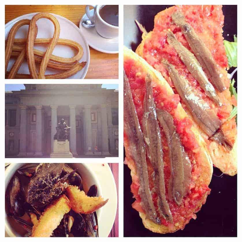 Food - Lux Madrid City Break