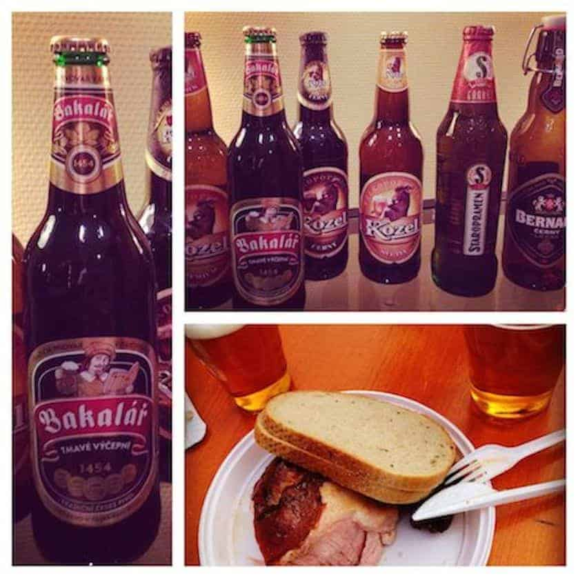 Czech Food and Beers - Perfect Weekend in Prague