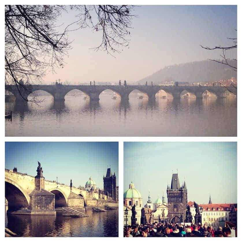 Charles Bridge - Perfect Weekend in Prague