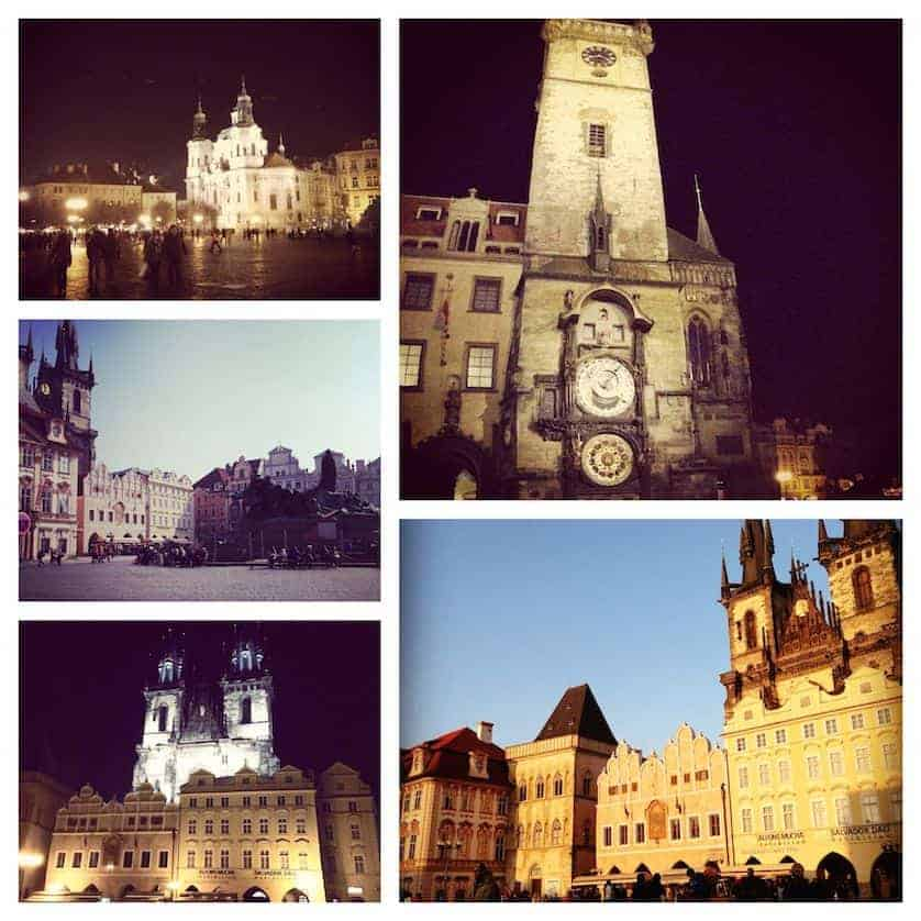 Old Town Square - Perfect Weekend in Prague