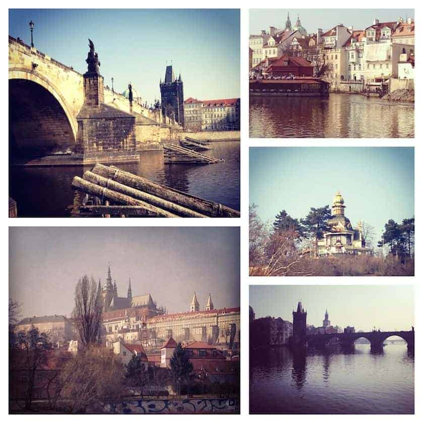 Vltava River - Perfect Weekend in Prague