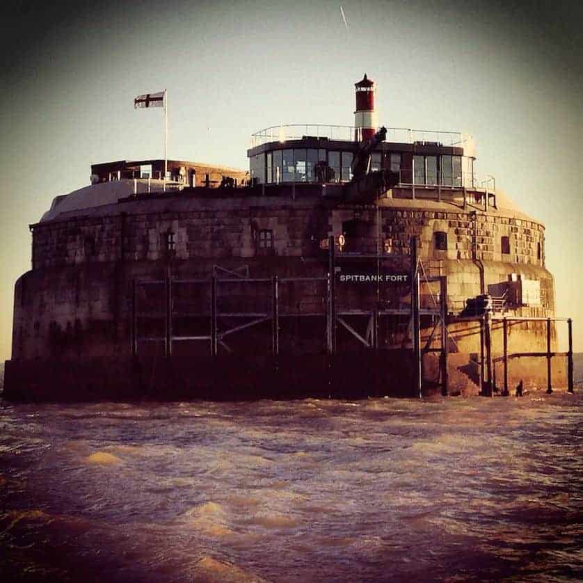 Perfect Summer - Spitbank Fort