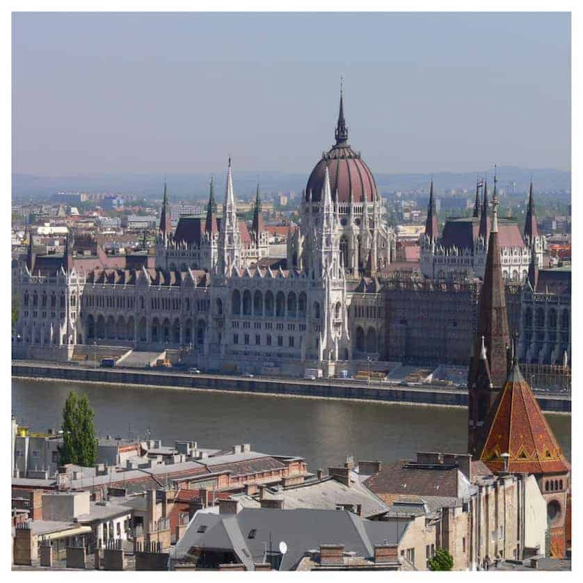 Wonderful Winter Escapes, Budapest