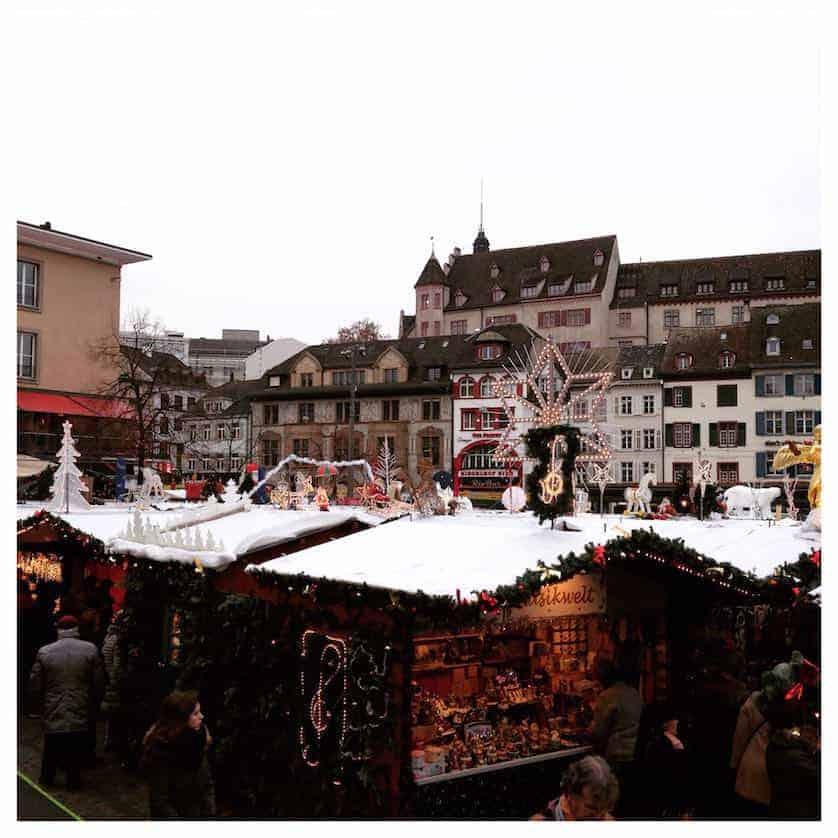 Basel - European Christmas Market