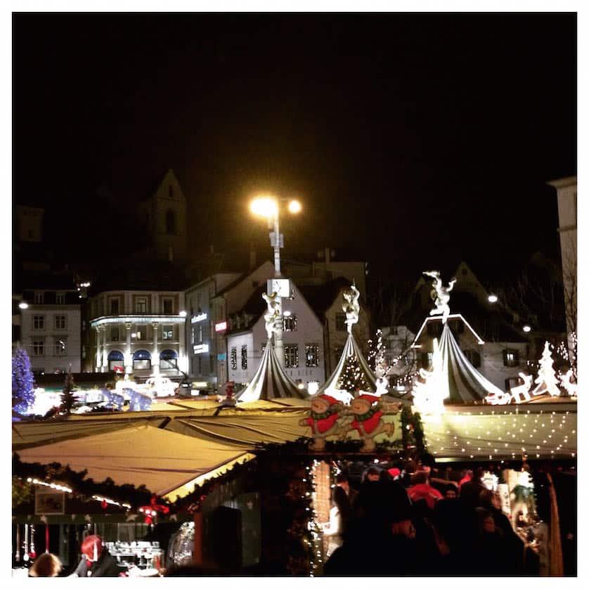 Basel Christmas Markets
