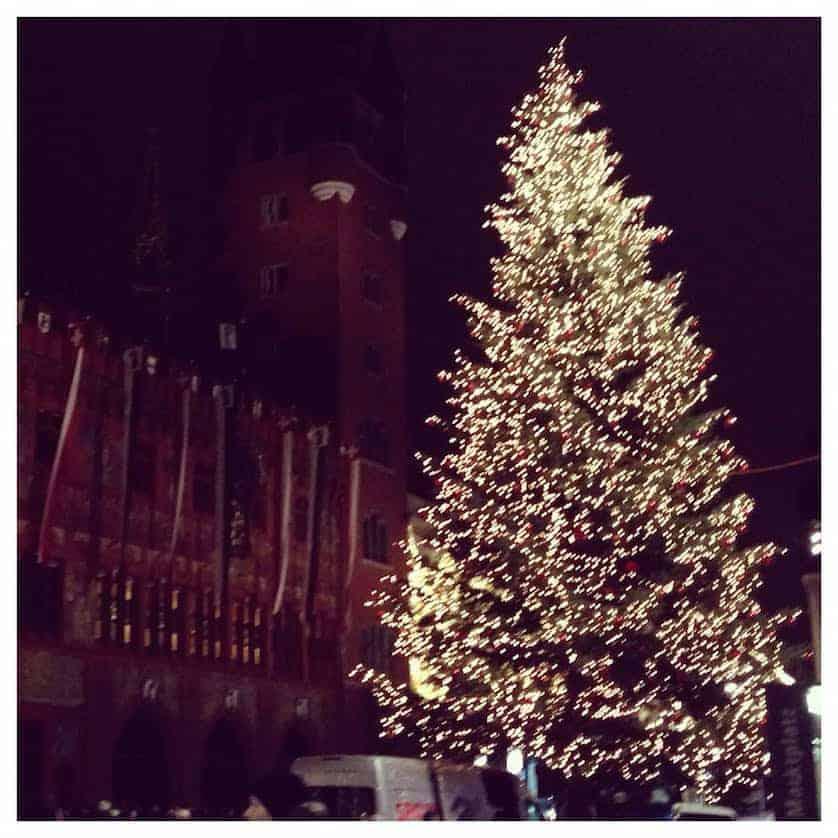 Basel Christmas Markets - at Night!