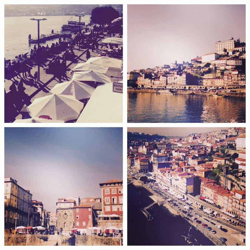 Porto - Ribeira Quay
