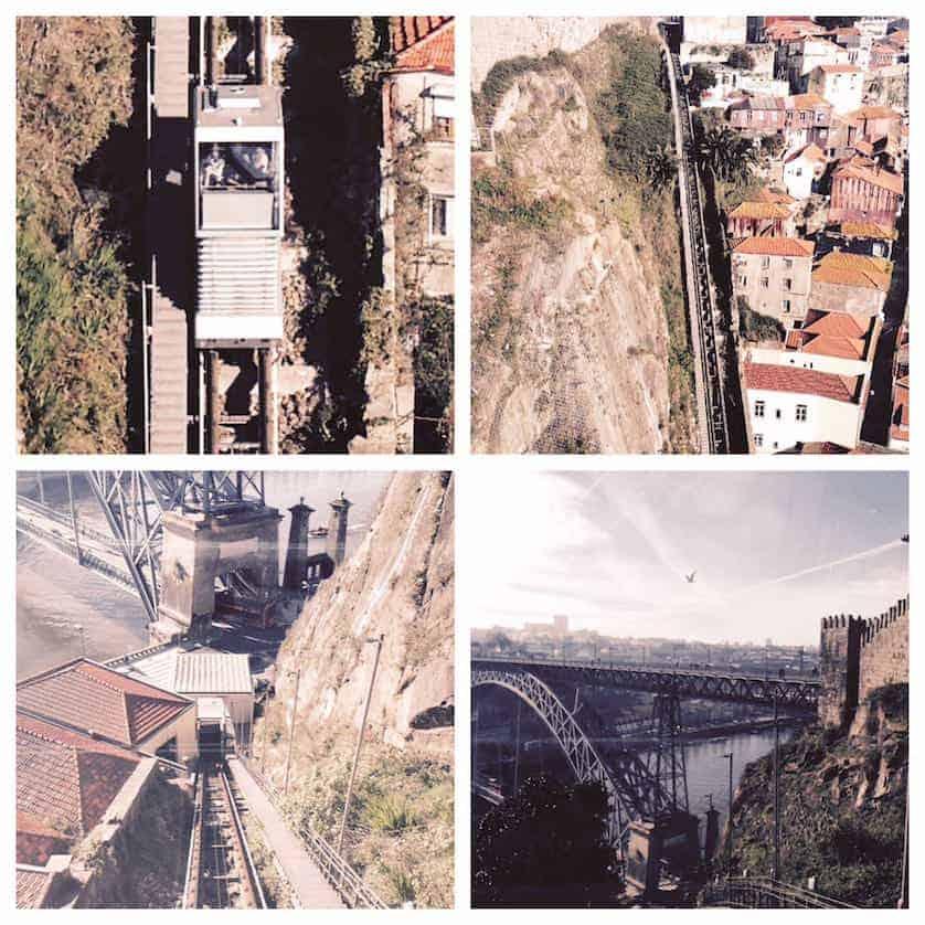 Porto - Funicular Railway