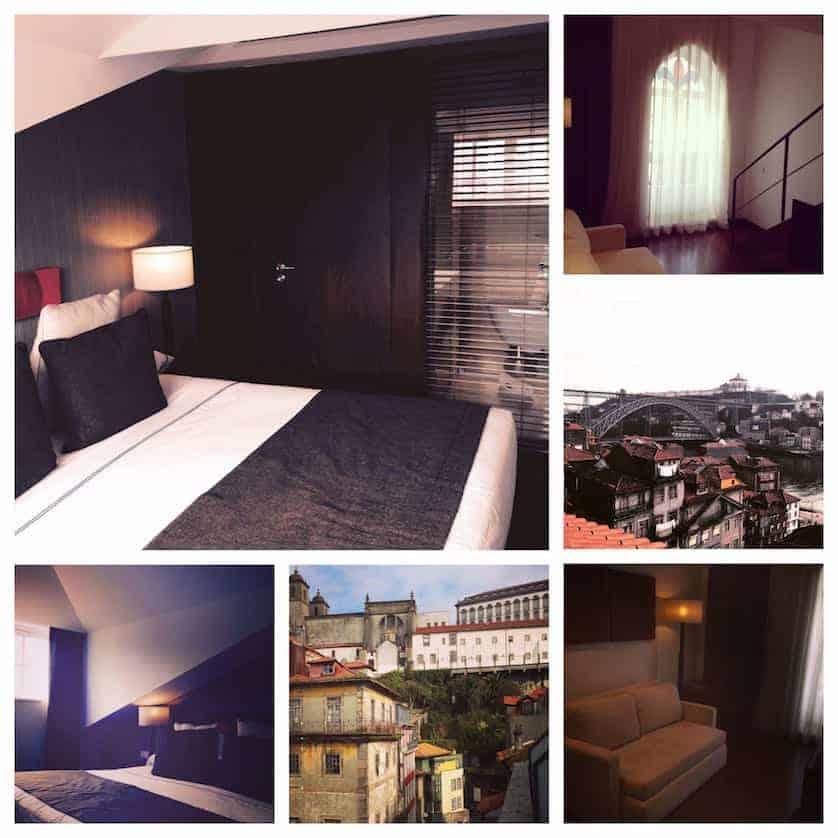 Porto - Carris Porto Ribeira Hotel