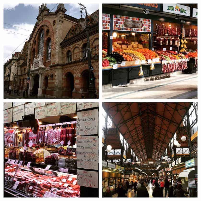 Great Market Hall Bohemian Budapest