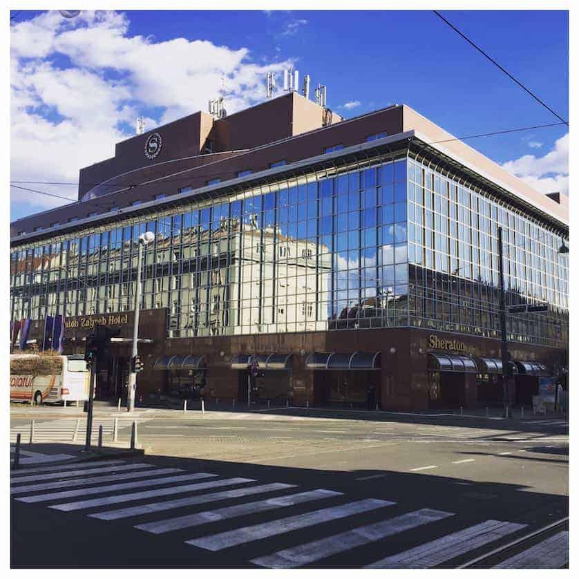 Zagreb Sheraton Hotel