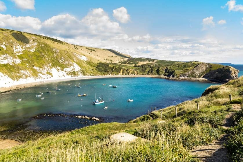 British Summer 2015 - Lulworth Cove