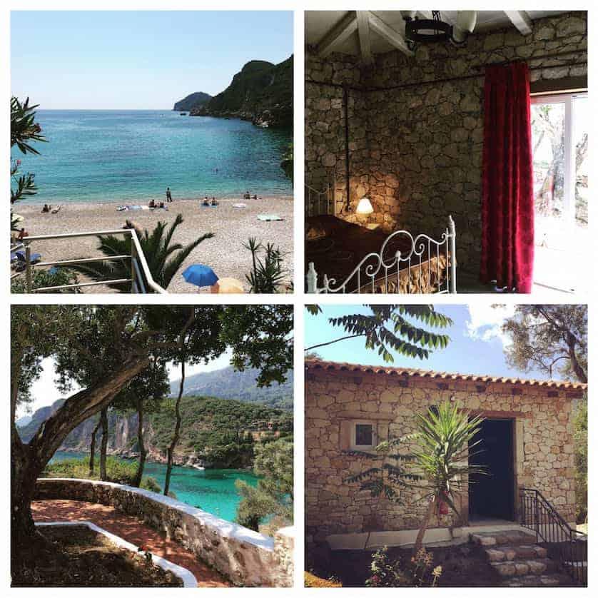 Corfu - Blue Princess Hotel