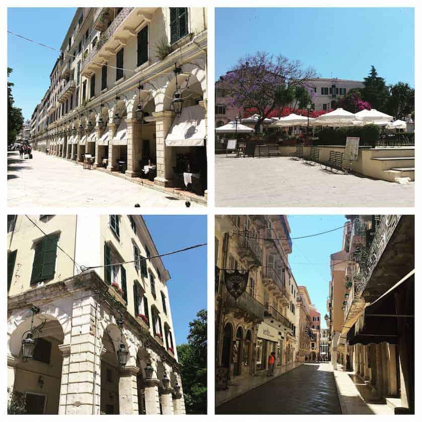 Corfu - Old Town Corfu
