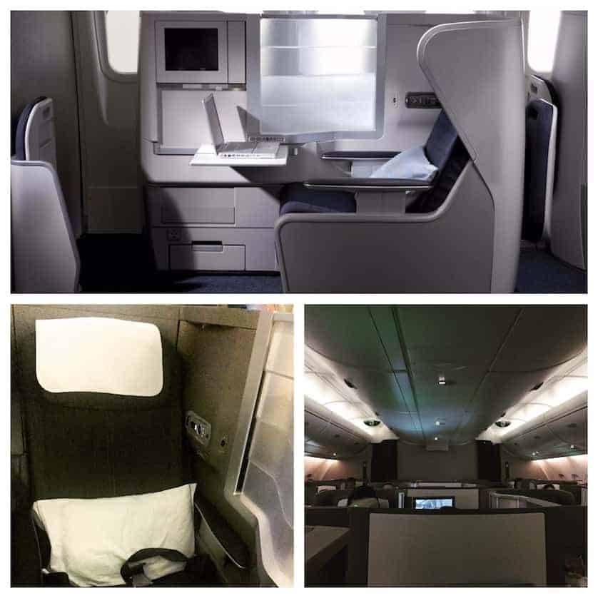 Club World Seat British Airways Vs Cathay Pacific Business Wars