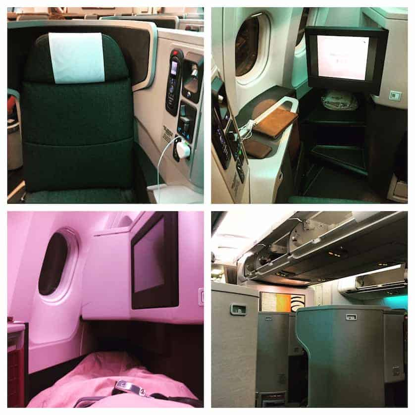 Cathay Pacific Business Class Seat British Airways Vs Cathay Pacific Business Wars