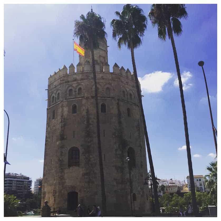 seville gold tower