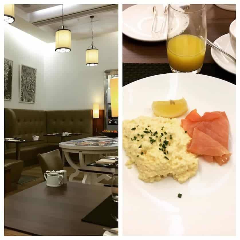 Concorde Breakfast Room Heathrow Terminal 5