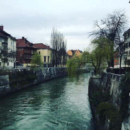 Ljubljana City Break