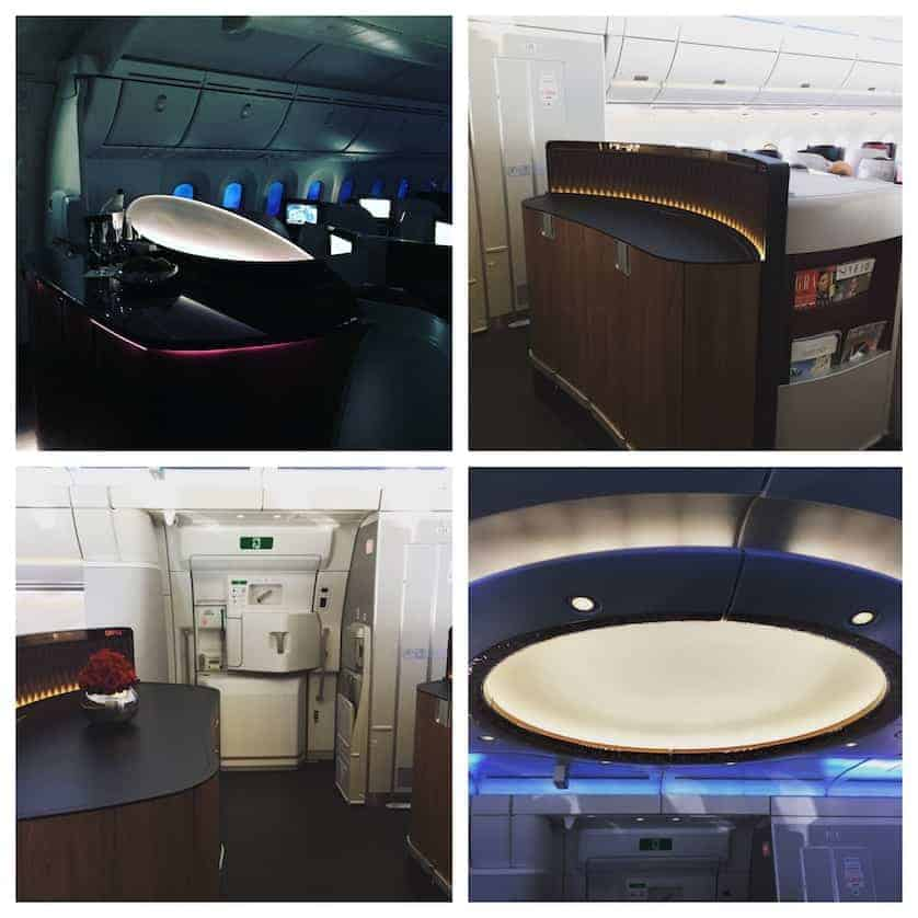 Qatar Airways Business Class Munich to Adelaide via Doha on Boeing 787 and Airbus A350
