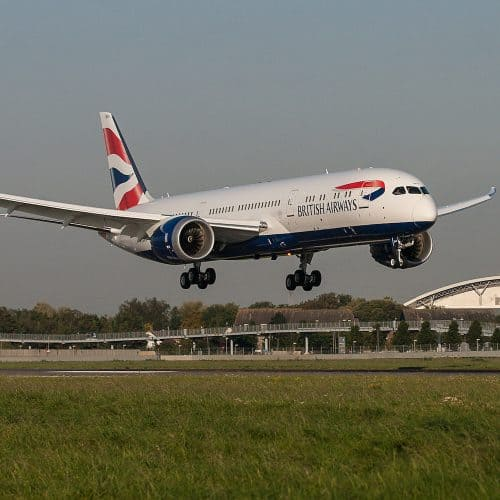 British Airways Royal Wedding Offer