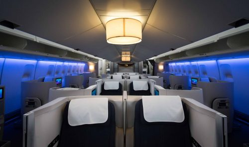 British Airways Club World to Beijing or Shanghai