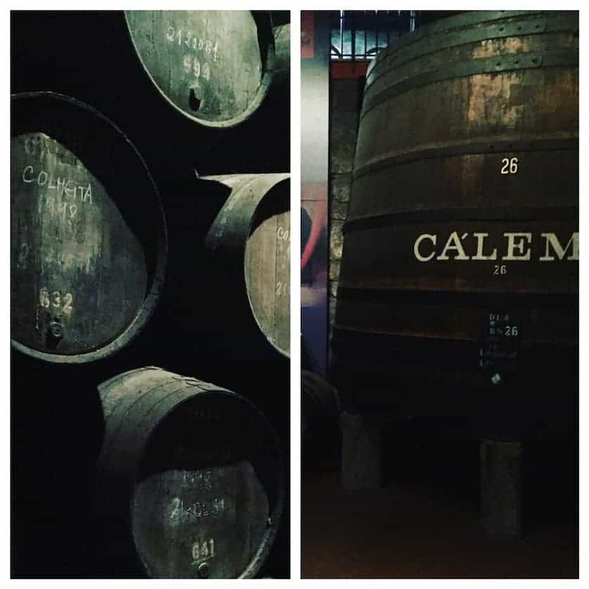 Porto City Break - Port Tasting Calem - WorldWideWill