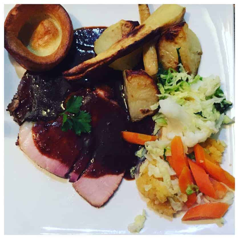 Cornwall Sunday Roast