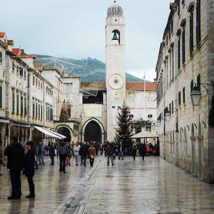 City Break Summer 2016 Dubrovnik Croatia