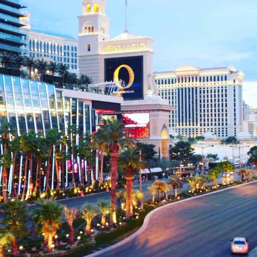 City Break Summer 2016 Las Vegas USA