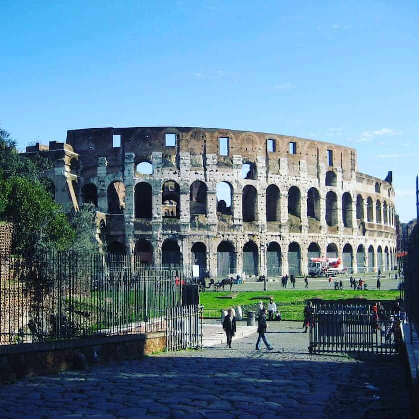 City Break Summer 2016 Rome Italy